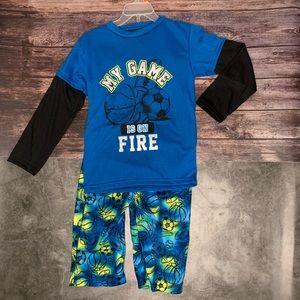 Boy's Pajama Set